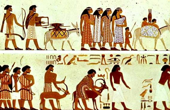 did ancient egypt have slaves pdf