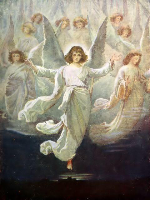 Angels Announcing the Birth of Jesus Luke 21314 – Angels Announce the Birth of Jesus