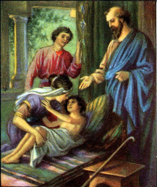Elisha Widow Oil Craft Scriptural Giving