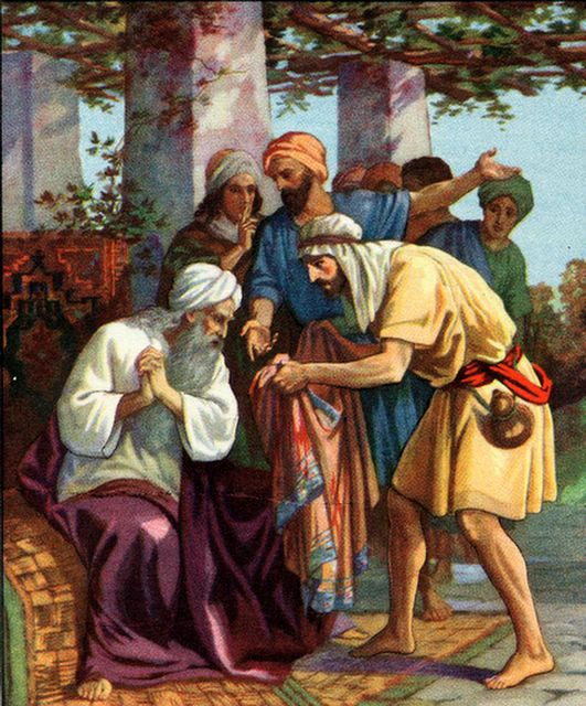 an analysis of lives and deceptions jacob and elijah from the bible Bible study online article - jacob agrees to when it came to pulling off his plan of deception remember that jacob had spent the early part of his life.