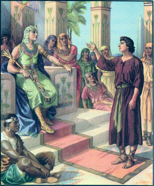 an analysis of the story of joseph and potiphars wife as told in the first book of the bible In the first, joseph dreamt that all was good until joseph was promoted to overseer and potiphar's wife became kelli teens of the bible: joseph.