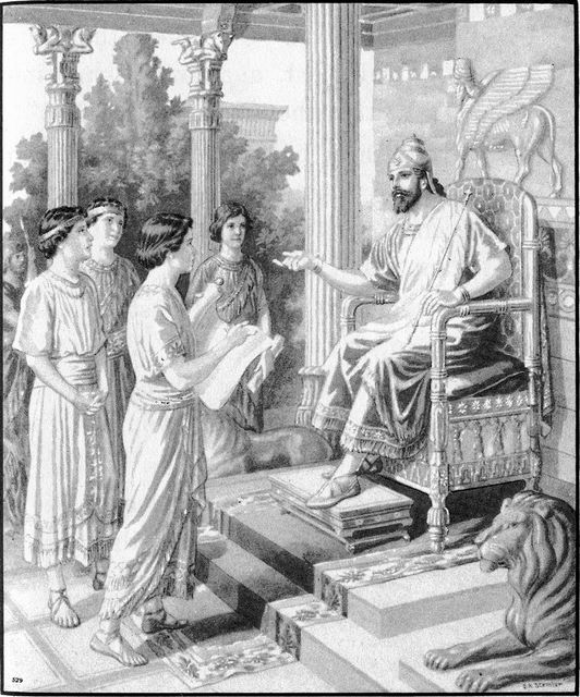 the life of king nebuchadnezzar of babylon Nebuchadnezzar, king of babylon, was a successful leader in terms of military endeavors, building projects, and increasing the prosperity of his kingdom.
