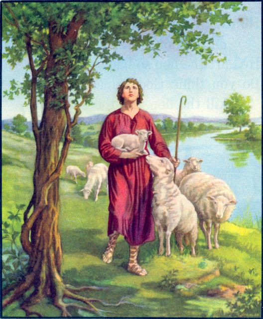 Image Result For Jesus Our Shepherd