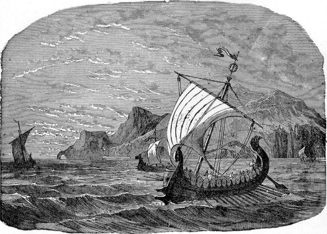 Sailing the Mediterranean by Ship