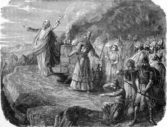פרשת השבוע: איך התברך העם היהודי בבלעם הרשע