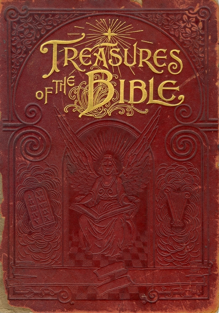 Treasures of the Bible by Henry Davenport Northrop, D.D.